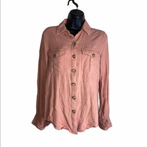 Aeropostal Classic Fit Button Down Shirt